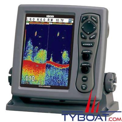 Sondeur couleur numérique Koden CVS-128B Broadband écran TFT 8,4