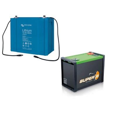 Batteries lithium et accessoires