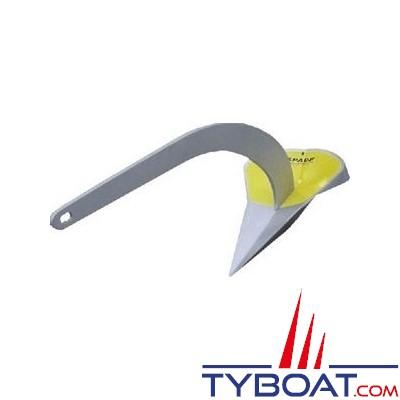 SPADE - Ancre haute tenue acier galvanisé  -  9,5 Kgs - S60