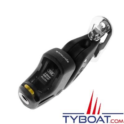 SPINLOCK - Mini-bloqueur Race PXR 2-6 mm pivot central et renvoi vertical.