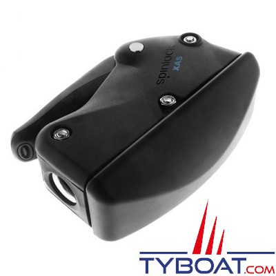 SPINLOCK - SXAS0408/HP - Bloqueur simple montage latéral Bâbord - Ø 4 à 8 mm