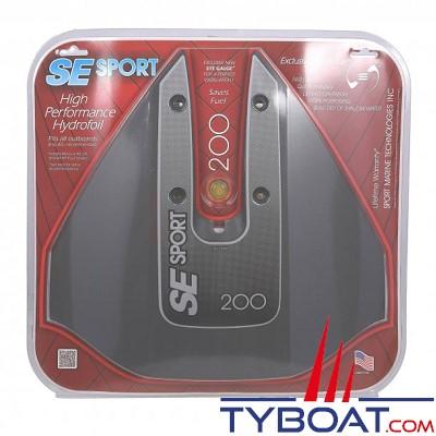 Hydrofoils SE Sport 200 pour moteurs 8 à 40CV - gris