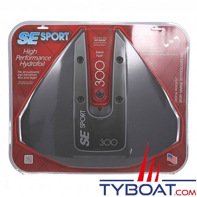Hydrofoils SE Sport 300 pour moteurs 50CV & +  (sauf Volvo XDP) - gris