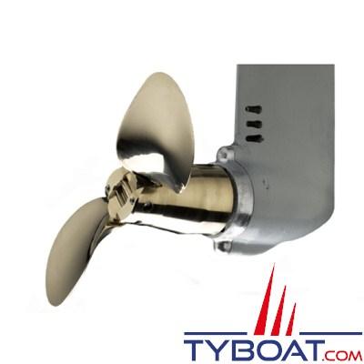 SPW - Hélice à 2 pales repliables VARIFOLD VF70 saildrive Ø 13