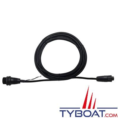 STANDARD HORIZON - Câble de remplacement et prise pour CMP30