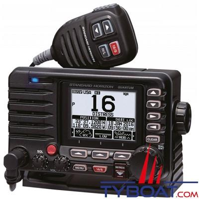 STANDARD HORIZON - VHF marine GX6500E 25W classe D IPX8 NMEA2000 avec transpondeur AIS classe B intégré