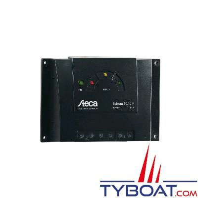 STECA - Régulateur pour panneaux solaires - Solsum 6.6F - 12/24 Volts - 6 Ampères