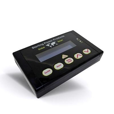 Sterling power - Panneau de contrôle pour chargeur de batterie Pro U
