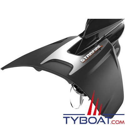 Sting Ray - STARFIRE-1 - Hydrofoils stabilisateur - Noir - 40 à 300 cv