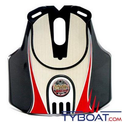 Sting Ray - XRIII junior - Hydrofoils stabilisateur - Noir - 25 à 75 cv