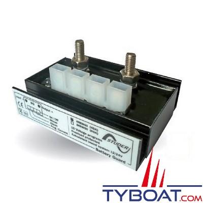 STUDER - Protection batterie tension basse 12 / 24V 100A