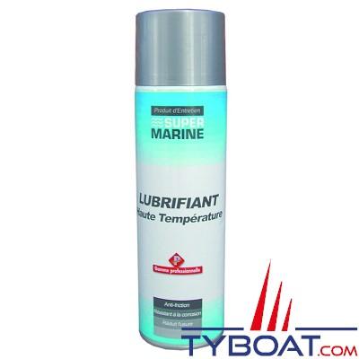 Super marine - Aérosol lubrifiant haute température - 500 ml