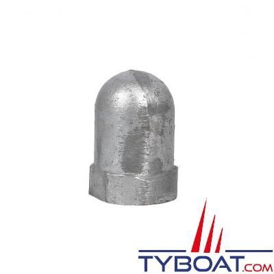 Super Marine - Anode pour écrou d'arbre 22/25mm -  16 x 200 mm