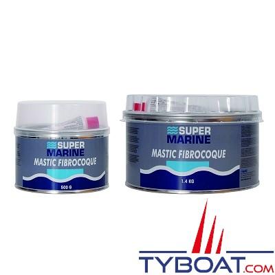 Super marine - Mastic Fibrocoque - 1,4 kg