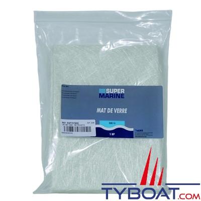 Super marine - Mat de verre 300 gr - 1 m2