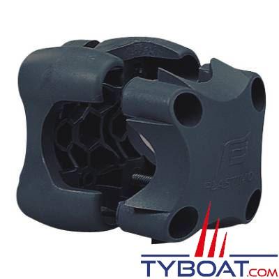 Support de fixation Plastimo pour compas Offshore 75 sur étrier - noir