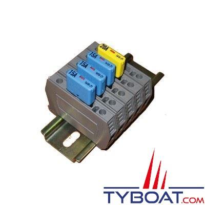 Support faible épaisseur pour interrupteur/disjoncteur ETA type 1170 et 1610