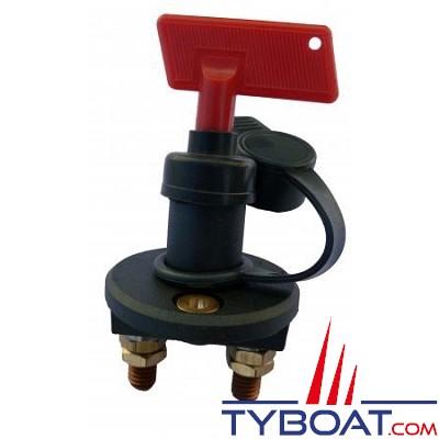 Switch de coupure de batterie motorguide avec clé amovible