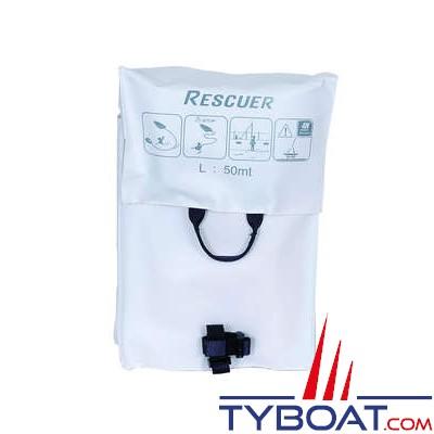Système de récupération d'homme à la mer For Water Rescuer