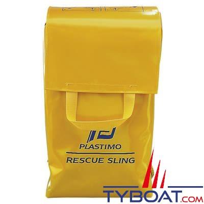 Système de récupération d'homme à la mer Plastimo RESCUE SLING jaune