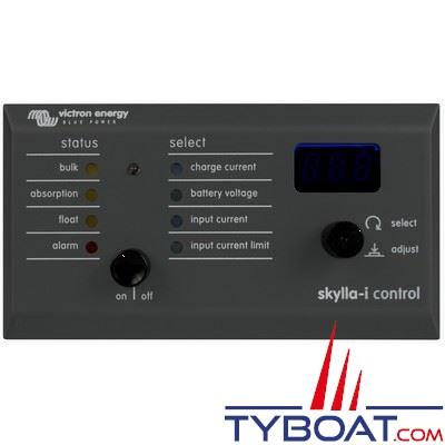 VICTRON ENERGY - Tableau de contrôle digital Skylla-i Control GX pour chargeurs Skylla-i-