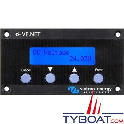 VICTRON ENERGY - Tableau de contrôle VE.Net.