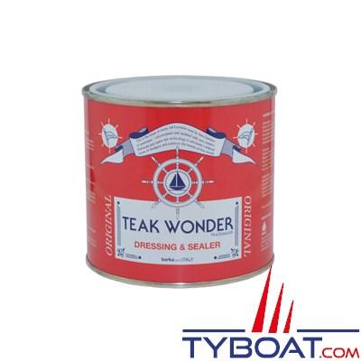 TEAK WONDER - Dressing sealer - Entretien du bois 3.78 litres
