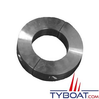 Tecnoseal - Anode collier pour arbre d'hélice Ø 45 mm