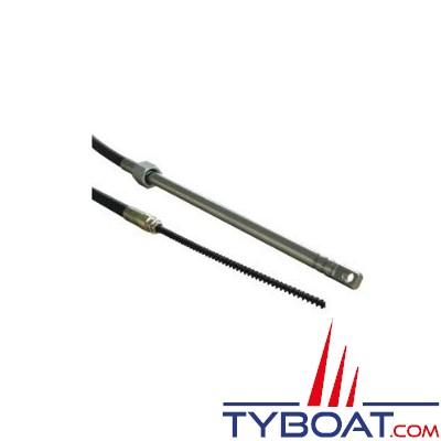 Teleflex - Câble de direction SSC131 longueur 11' (3,35 m)
