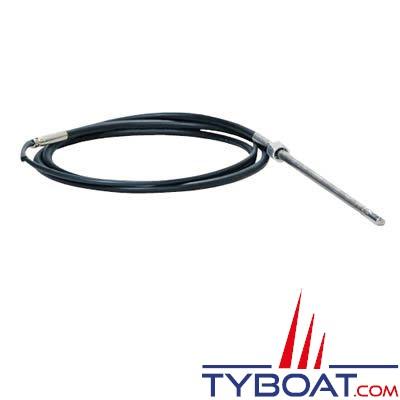 Teleflex - Câble de direction SSC62 longueur  9' (2,74 m)