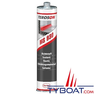 TEROSON - Mastic MS930 Blanc TEROSTAT - 310ml