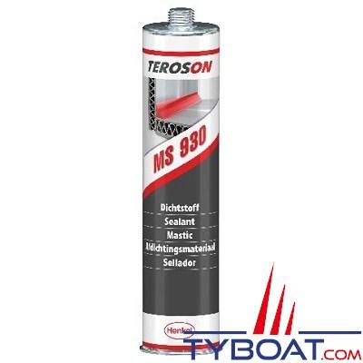 TEROSON - Mastic MS930 Noir TEROSTAT - 310ml
