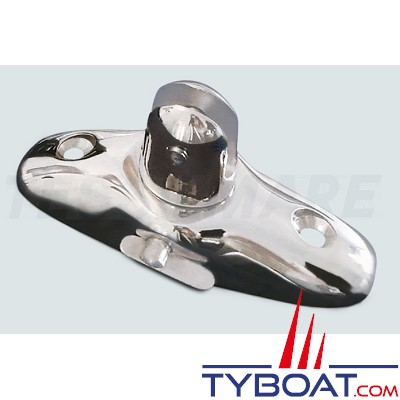 Tessilmare - Bimini - Inox - Fixation plate