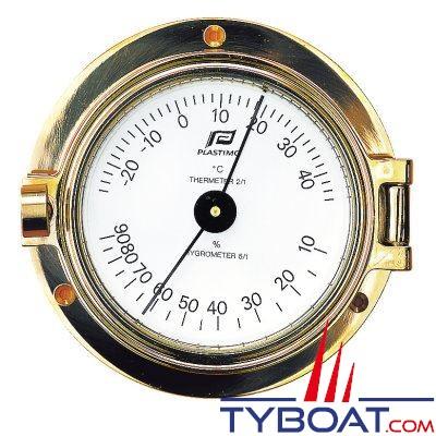 PLASTIMO - Thermomètre hygromètre 3