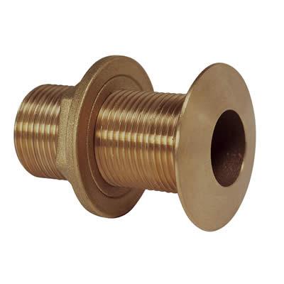 Passe-coque bronze