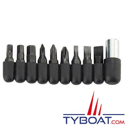 Topomarine - Multi-outils - CAP HORN  - 19 fonctions