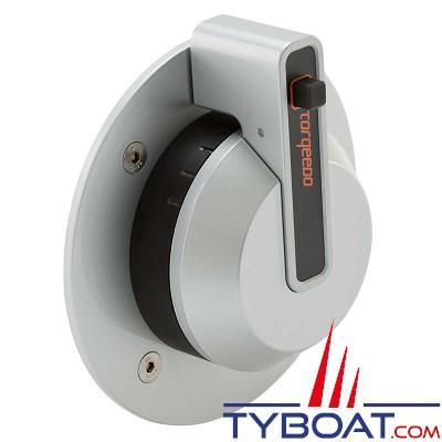 Torqeedo - Manette de commande électronique pour bateaux à voile - Montage latéral