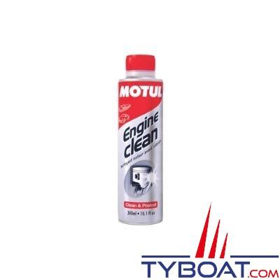 Traitement moteur essence/diesel MOTUL Engine Clean - 300ml