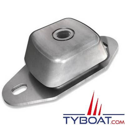 TRELLEBORG - Support moteur Metalastik 17-1657-45 type CUSHYFLOAT