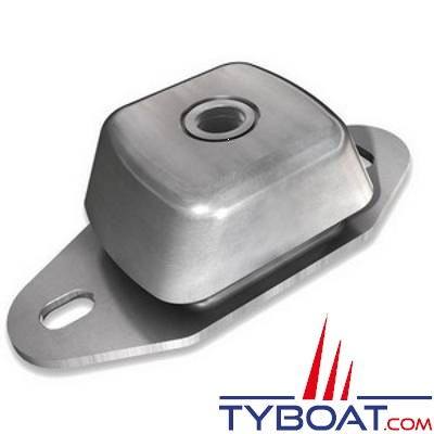 TRELLEBORG - Support moteur Metalastik 17-1657-65 type CUSHYFLOAT