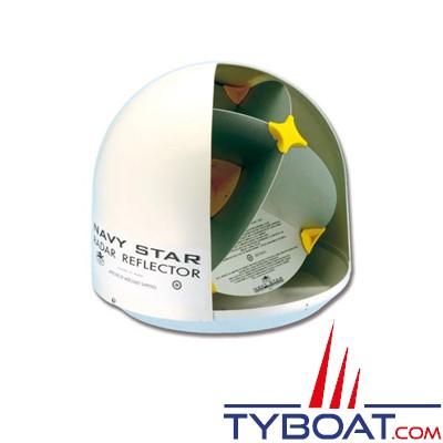 TREM - Réflecteur radar NAVY STAR sous dôme - Ø 36 cm - Homologué MED