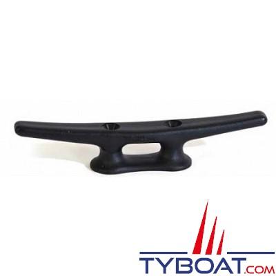 Trem - Taquet coinceur nylon noir - Longueur 165mm - (2 Pièces)
