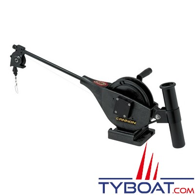 Treuil de pêche manuel Cannon Lake Troll