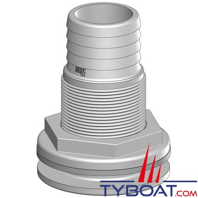 Trudesign - Passe-coque polymère blanc 2
