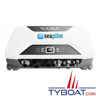 True heading - Transpondeur AIS CTRX Graphene+ classe B avec splitter intégré - USB/NMEA0183/NMEA2000 - livré sans antenne GPS