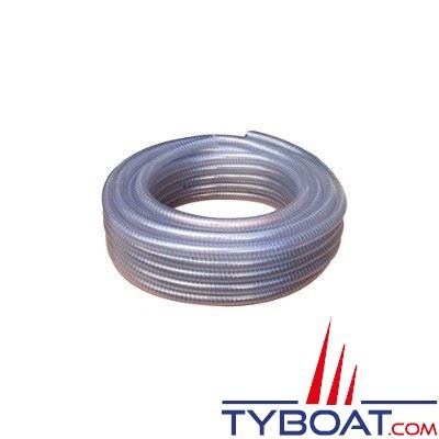 Tuyau souple arm spiral kent marine transparent 20mm au m tre kent marine ta020 1 tyboat com - Tuyau souple transparent ...