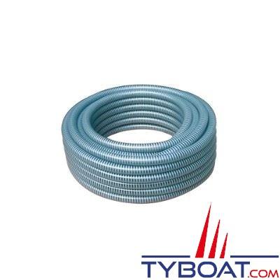 Tuyau spiralé Kent Marine PVC Ø25mm - au mètre