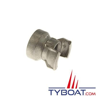 TYBOAT - Demi-raccord pompier - DN 40 - Femelle - diamètre 2 pouces - Aluminium
