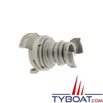 TYBOAT - Réduction raccord pompier - DN 65/40 - Femelle - 3/2 pouces - Aluminium