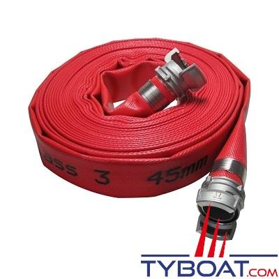 TYBOAT - Tuyau incendie - DN 20 - 20 mètres